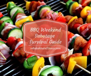 Avoid A BBQ Weekend Sabotage
