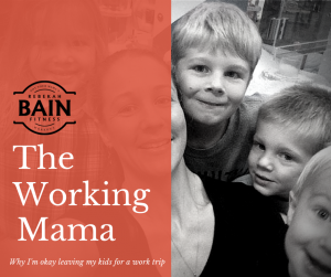 Why I'm A-Okay Leaving My Kids for a Work Trip