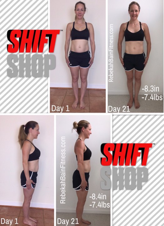 Shift Shop Review and Results by Real mom